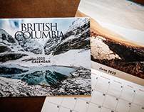 2020 Calendar British Columbia Magazine