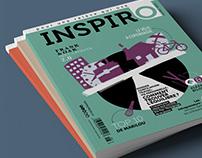 Inspiro — Image de marque & design éditorial