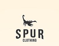 BRANDING - SPUR CLOTHING