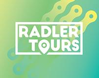 Radler Tours Branding