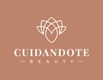 Branding Cuidandote Beauty