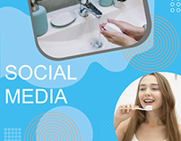Social Media - Self-care products