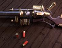Grave's weapon