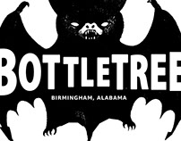 Bottletree Cafe Gig Posters