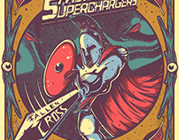 Fastbeat Superchargers Album Cover