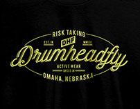 Shirt Mockup: Drumheadfly