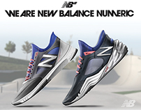 NEW BALANCE NUMERIC (personal project)