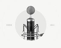 OKTAVA web design & logo concept
