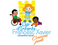 Diseño personajes para Llar d'infants Francesc Xavier