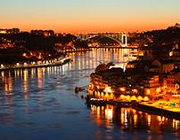 Porto, Portugal, Stadt, City