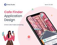 Cafe Finders App
