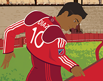 Match Poster: 5.15 FCD vs. NY Red Bulls