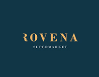 Identity for the Rovena supermarket