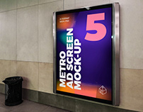 Metro Ad Screen Mock-Ups 8 (v.4)