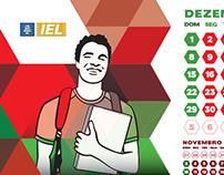 Calendário e agenda CNI 2013