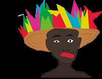 Iconos del carnaval de Barranquilla