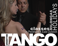 Tango South London Promo