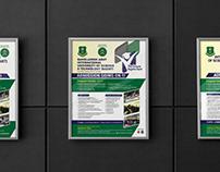 University Poster Design