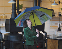 Umbrella Illustrations Toon Hermans House