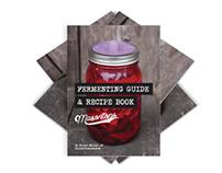 Masontops Fermeting Guide and Recipe Book