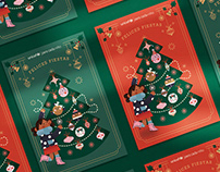 UNICEF Postcard Christmas 2020