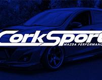 CorkSport Performance Brand Development