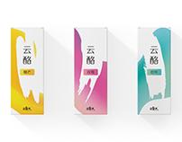 Mishipai Nougat Packaging