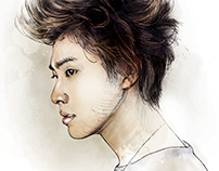 Jung Yun-ho (정윤호)