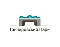 Goncharovskiy Park | Logo concept