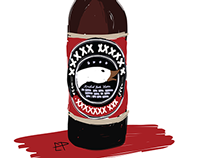 Which Beer – Illustration Series