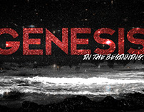 Genesis Sermon Series Graphics