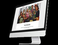 GlobeIn website design