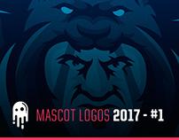 MASCOT LOGOS 2017 - #1