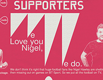 Virgin Media campaign