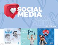 Social Media Dia dos Pais 2019