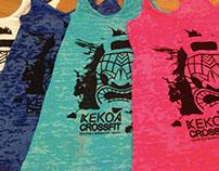 Kekoa Crossfit logo