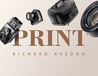 PRINT | Richard Avedon