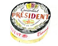 санкционный сыр / forbidden cheese