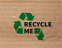 Saudi Aramco Recycle Me-Camapign