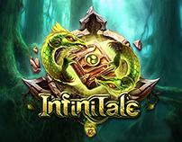 INFINITALE logo Project
