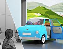 3D Visualisierung - Haus der Bayerischen Geschichte