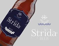 Strida Beer // Branding Project