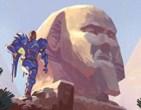 OverWatch:Pharah