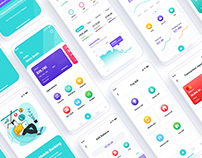 Hump Mobile Banking App UI Template