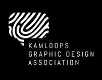 Kamloops Graphic Design Association Logo