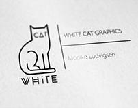 White Cat Graphics logo