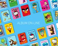 Magic Brands album on-line
