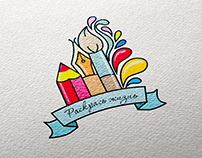 Paint your life - logo
