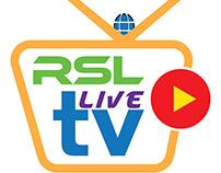 TV Logo Design.