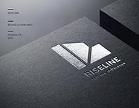 RISELINE development | brand identity